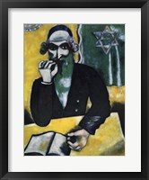 Framed Rabbi, The Pinch of Snuff