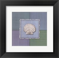 Blue Sea III - Mini Framed Print