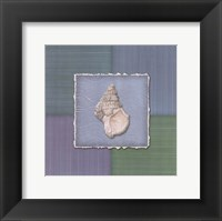 Blue Sea IV - Mini Framed Print