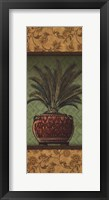 Tropical Plants II Framed Print