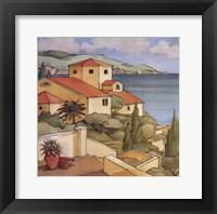 Torrino I - Mini Framed Print