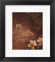 West Indies Sunset II - Mini Framed Print
