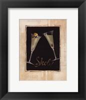 Cheers! III - Petite Framed Print