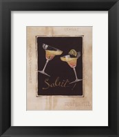 Cheers! IV - Petite Framed Print