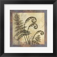 Leaf Botanicals IV Framed Print