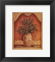 Sienna Fruit I - Mini Framed Print