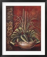 Exotic Tropical I Framed Print