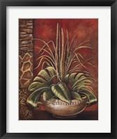 Exotic Tropical I - Mini Framed Print