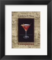 Cosmopolitan - Mini Framed Print