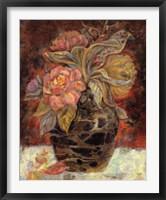 Framed Flora Bunda