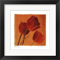 Red Gold I - Mini Framed Print
