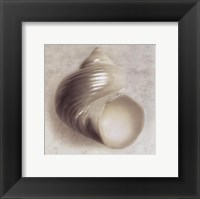 Sea Shapes IV - Mini Framed Print