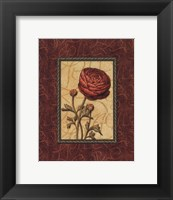 Red Passion I - Mini Framed Print