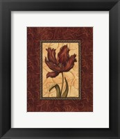 Red Passion II - Mini Framed Print