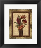 Paradisio Bouquet II - Mini Framed Print