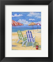 Oceanside I - Mini Framed Print