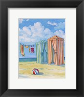 Framed Oceanside II - Mini