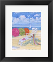 Oceanside IV - Mini Framed Print