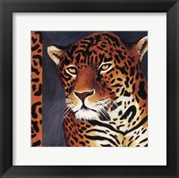 Exotic Jaguar - Mini Framed Print