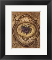 Cabernet - Mini Framed Print