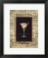 Martini - Special Framed Print