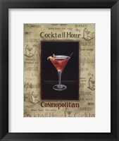 Cosmopolitan - Special Framed Print
