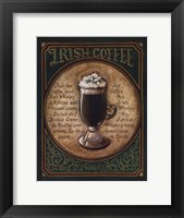 Framed Irish Coffee - Mini