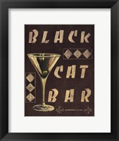 Cocktail Hour III - Mini Framed Print