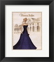 Ballet - Mini Framed Print