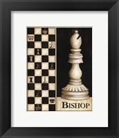 Framed Classic Bishop - Mini