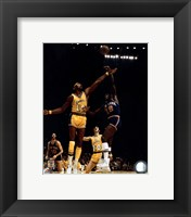 Framed Willis Reed - 1973 Action