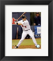 Framed Michael Cuddyer - 2007 Batting Action