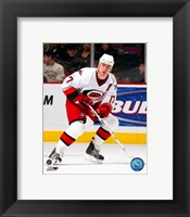 Framed Rod Brind'Amour - '06 / '07 Away Action