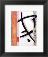 Karma Sutra I Framed Print