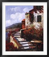 Framed Mediterranean Villa II