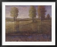 Framed Tierra Azul