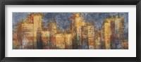 Framed City Storm