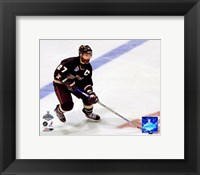 Framed Scott Niedermayer - 2007 Stanley Cup / Game 2 (#5)