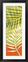 Tropic II Framed Print
