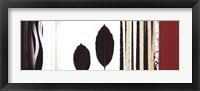 Folium II Framed Print