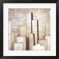 Framed Urban Monograph I