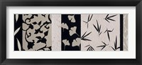 Pattern Play I Framed Print