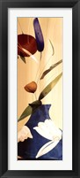 Splendid Bouquet I Framed Print
