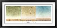 Framed TERRAnumena Triptych