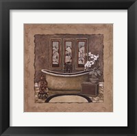 Asian Warmth II Framed Print