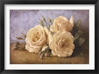 Roses From Ivan Framed Print