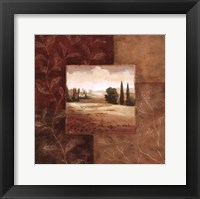 Poppy Fields II Framed Print