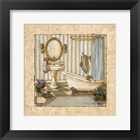 Her Sanctuary II Framed Print