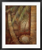 Global Winds II Framed Print