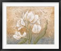 Framed Fleurs Meditatives II